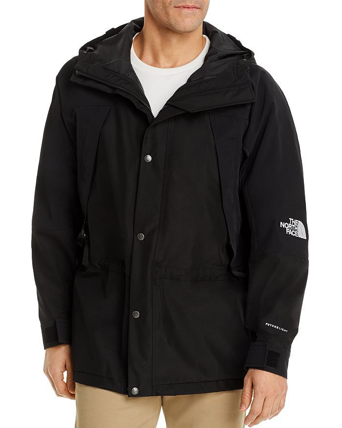 Black 1994 Retro Mountain Light Futurelight Jacket