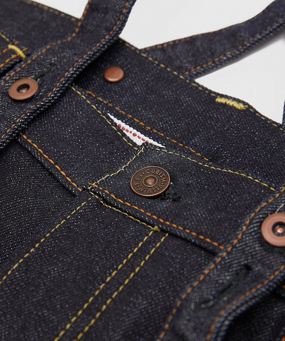 Multi Edge Social Sculpture 15 Denim Jeans & Beanie