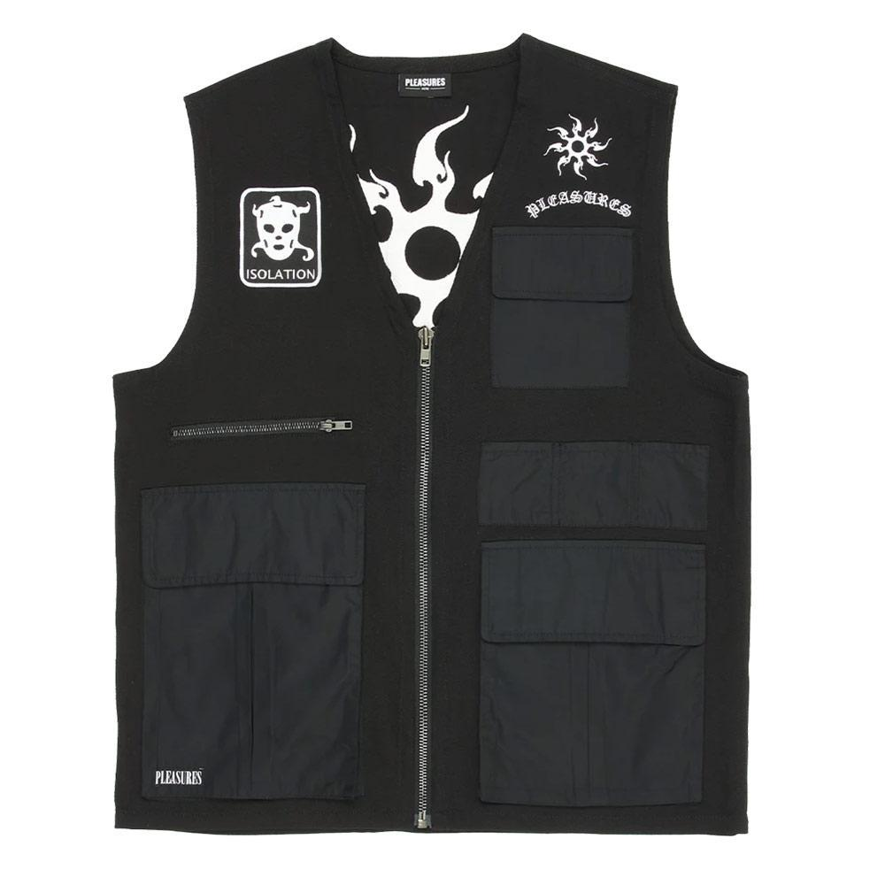Black Strike Vest