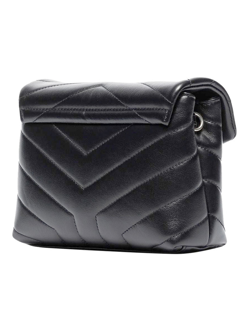 Nero Black Loulou Toy Shoulder Bag