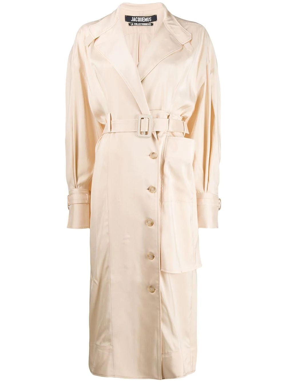 Beige La Robe Seya Dress