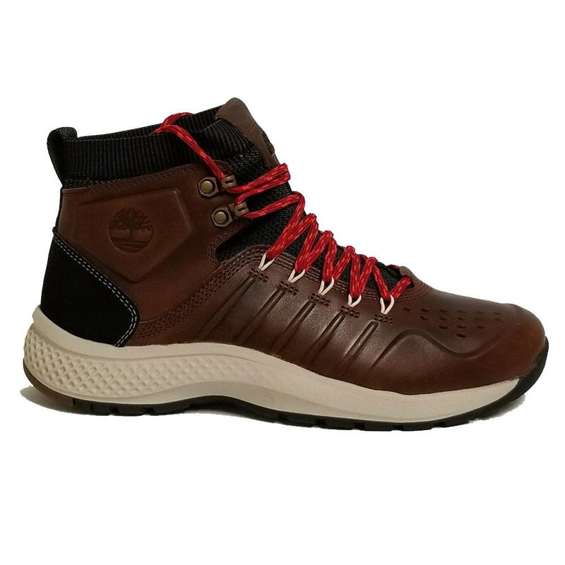 Brown Fly Roam Trail Mid Boots