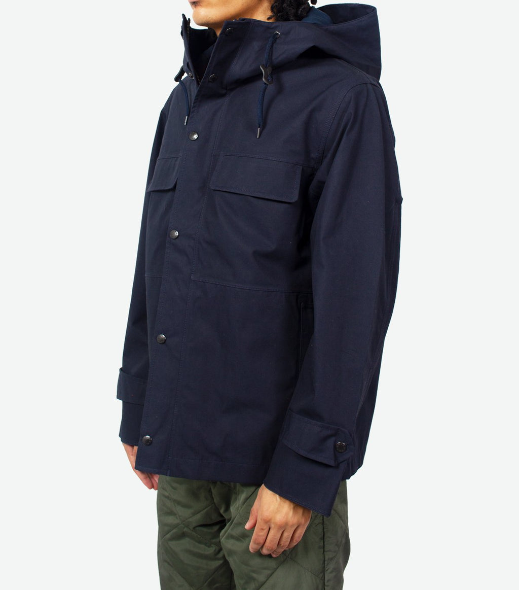 Navy Gore-Tex Cruiser Jackets