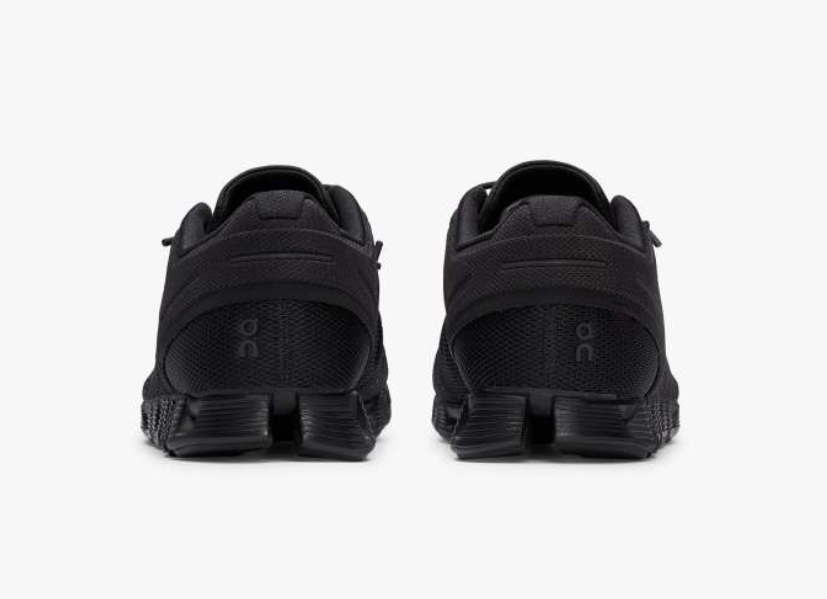 Black Cloud Rubber Shoes