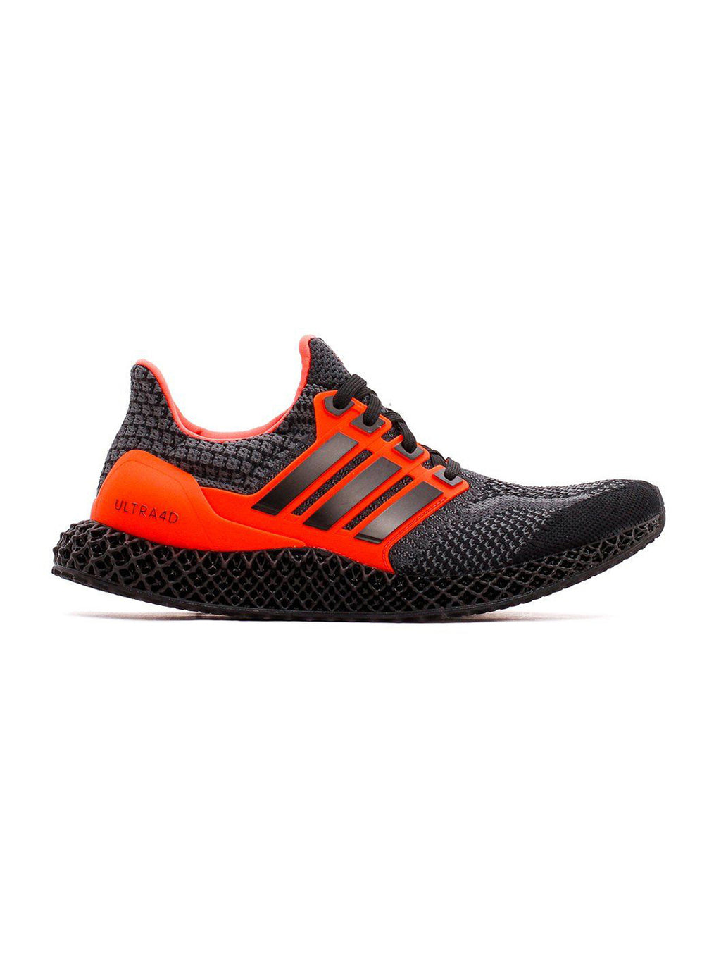 Red & Black Ultra 4D 5.0 Sneakers