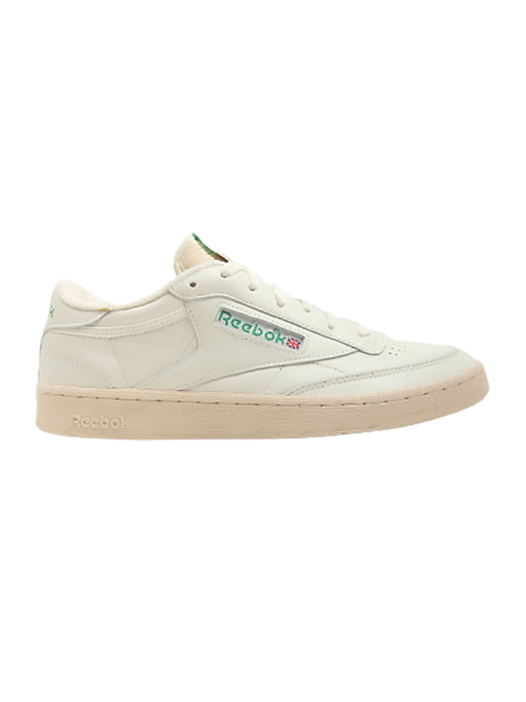 Off White Club C 85 Vintage Sneakers