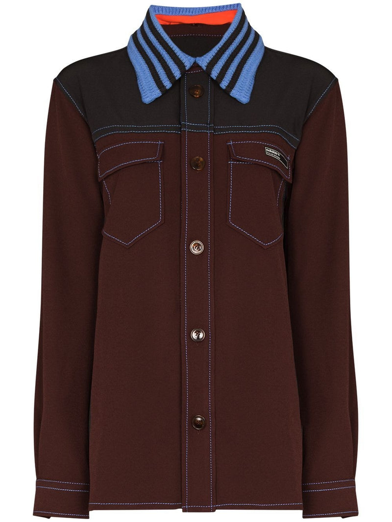 Brown Wales Bonner Rock Blouson
