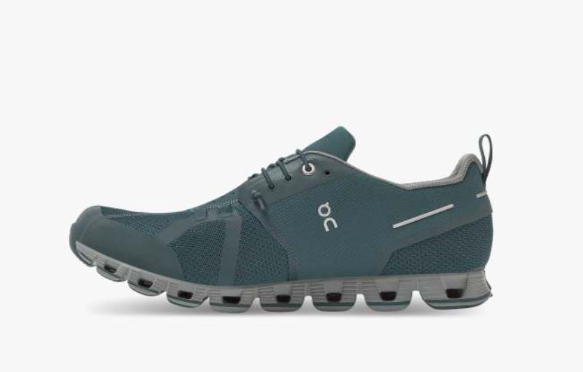 Blue Cloud Waterproof Rubber Shoes