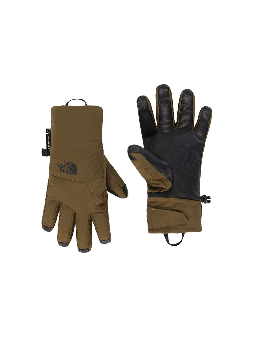 Military Olive Guardian Etip Gloves