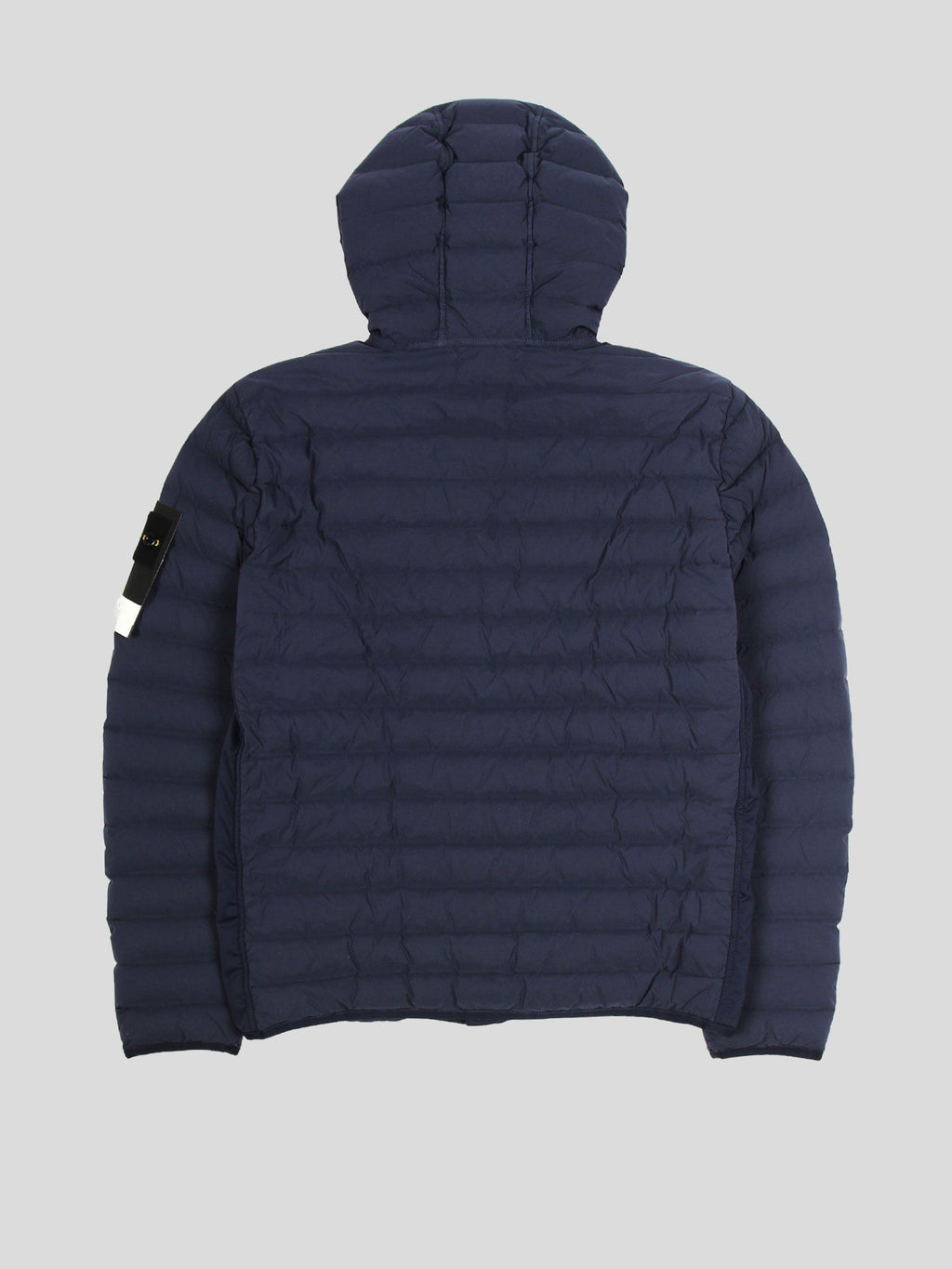 Blue Loom Woven Down Chambers Stretch Nylon-TC Jacket