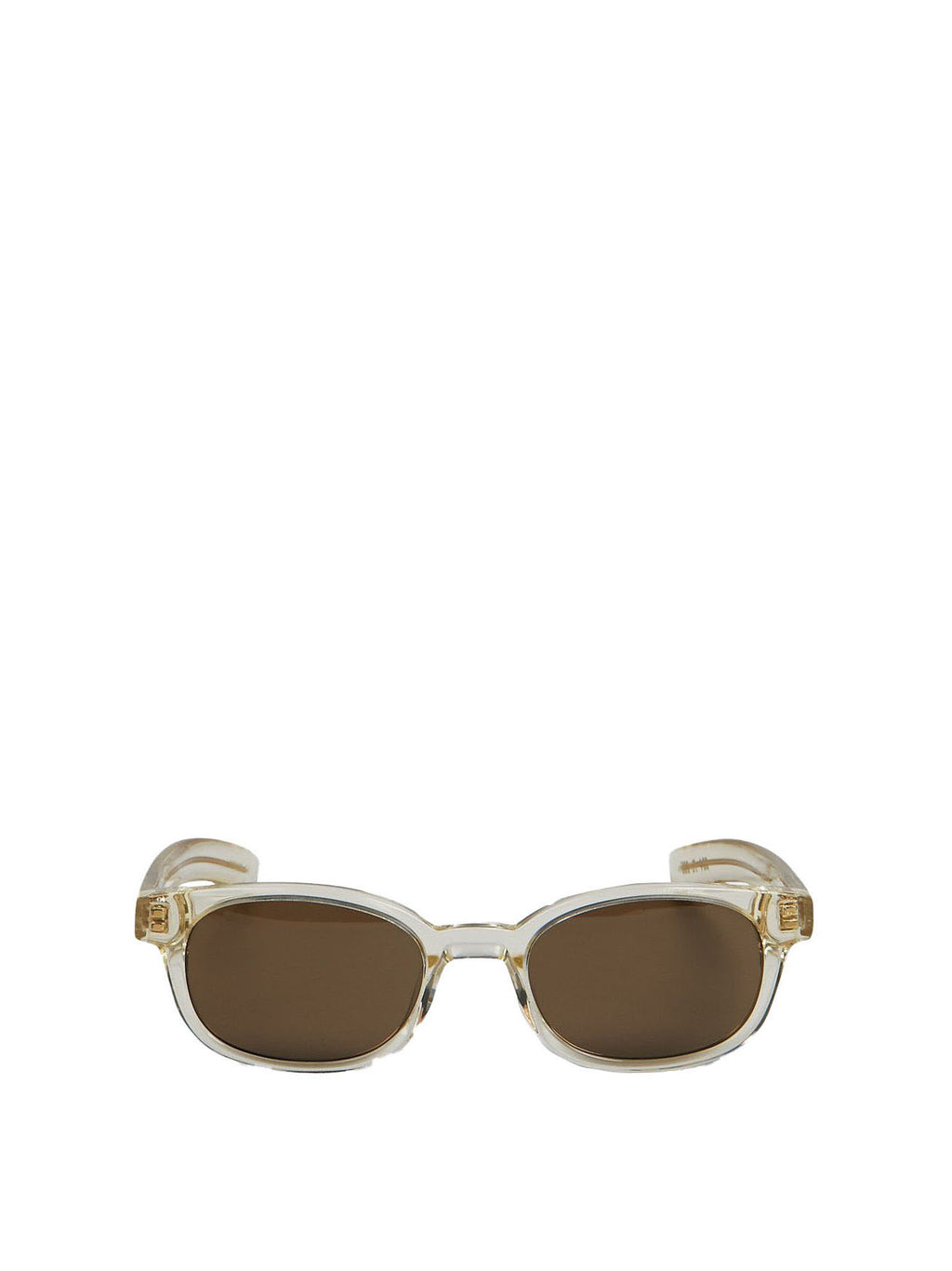 Yellow & Brown Le Bucheron Sunglasses