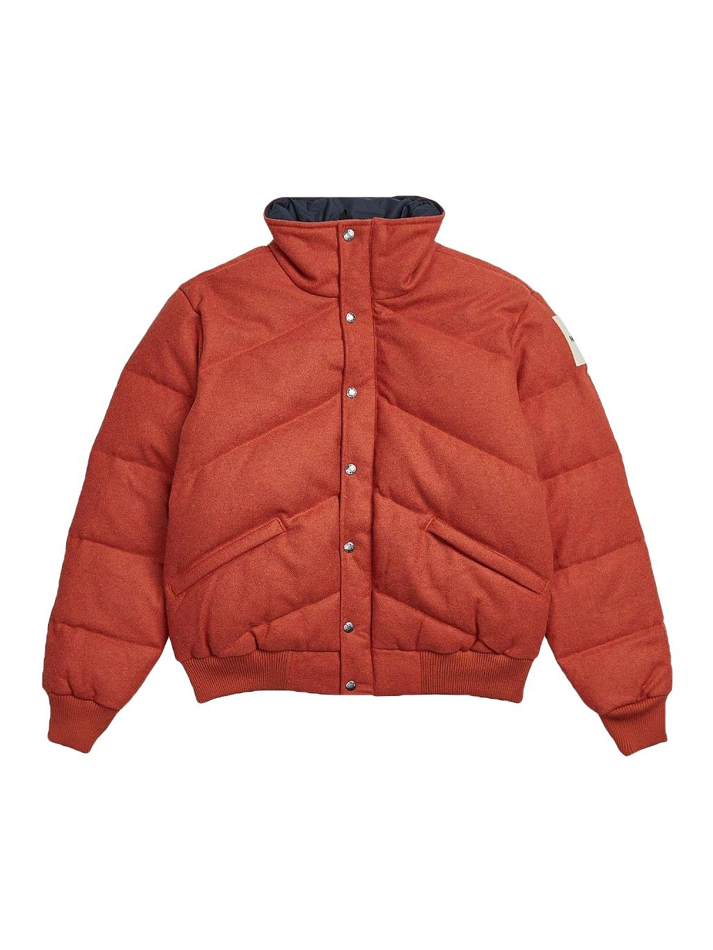 Red Larkspur Jacket
