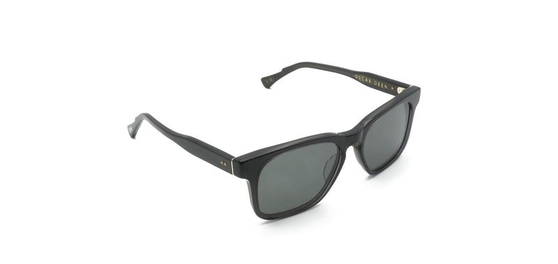 Grey Carril Smoke Sunglasses