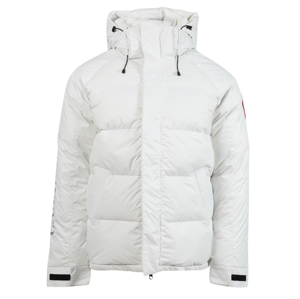 Northstar White Approach Jacket