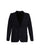 Dark Navy Slim Fit Wool Jacket thumbnail 2