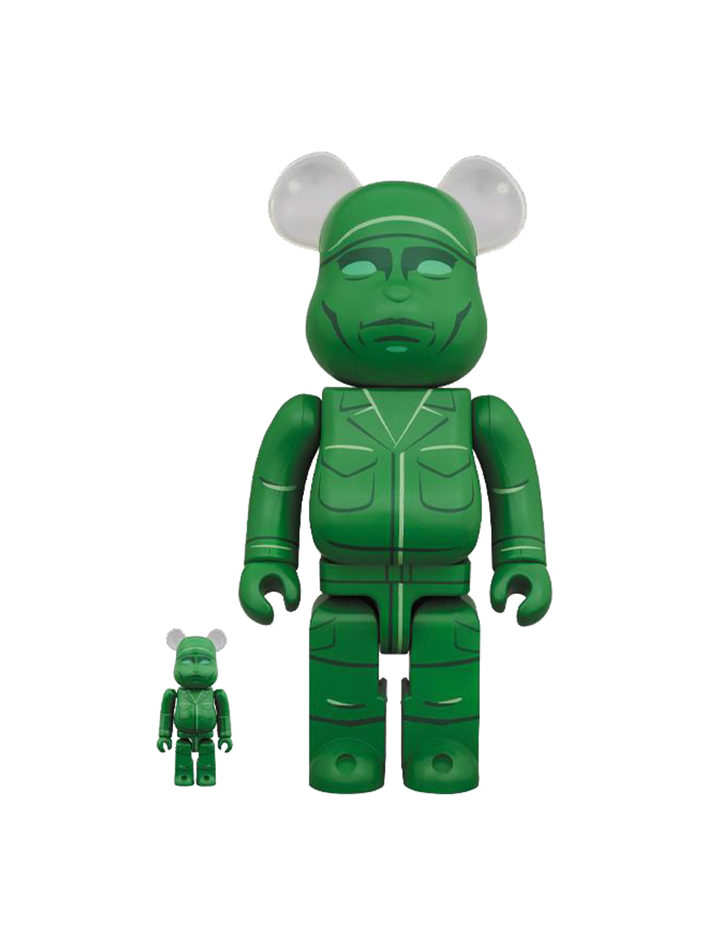 Green Medicom Japan Army Men Toy