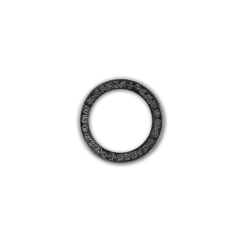 Silver CH FU 3MM Spacer Ring
