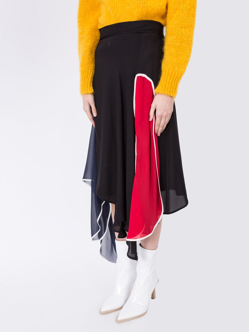 Multi Asymmetric Skirt