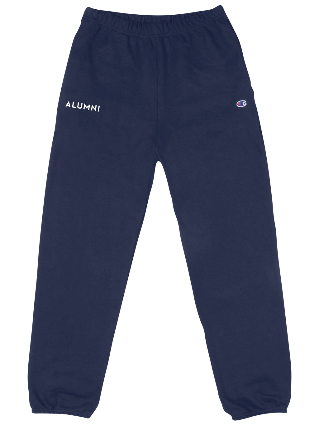Navy & Black Logo Sweatpants