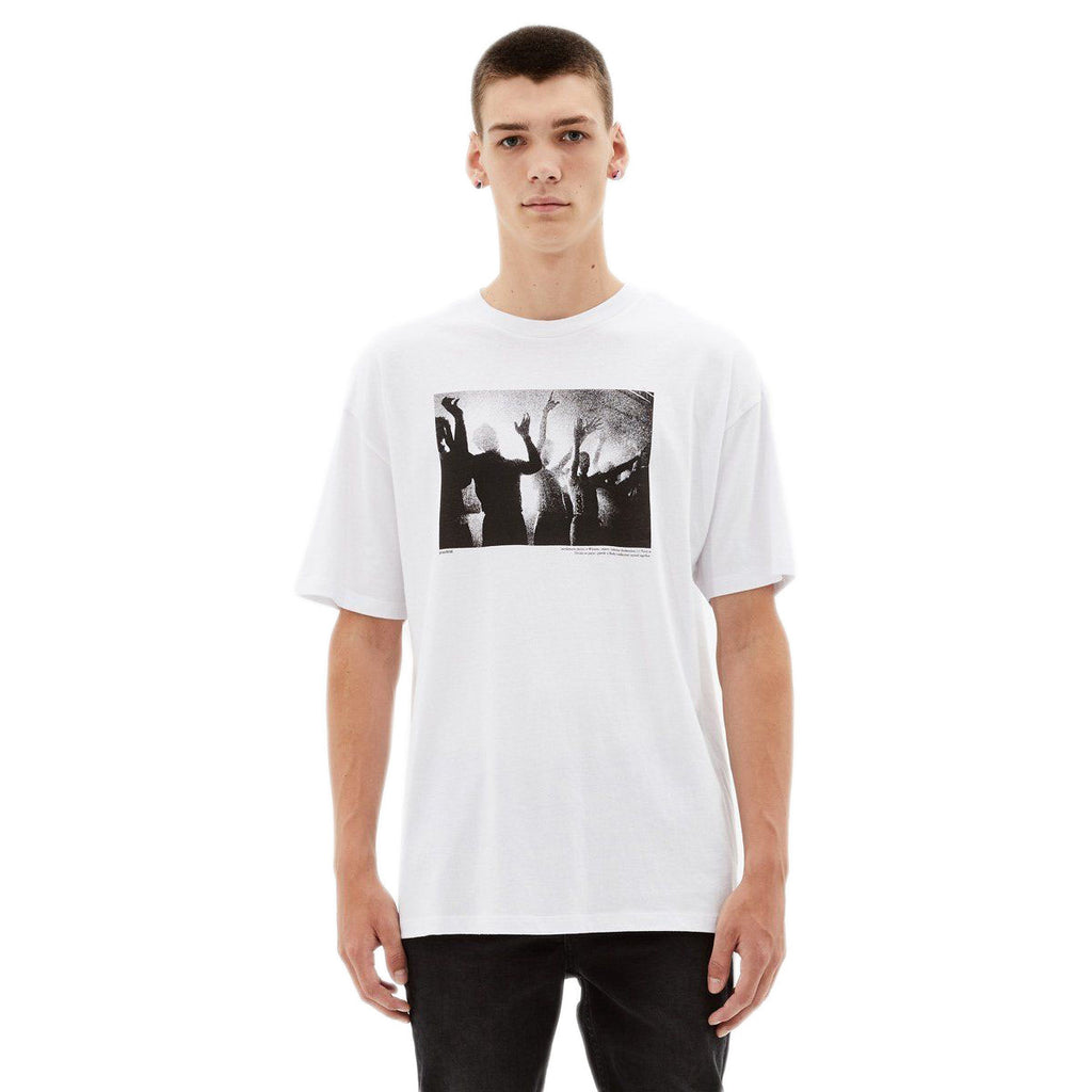White Dancers Short Sleeve T-Shirt