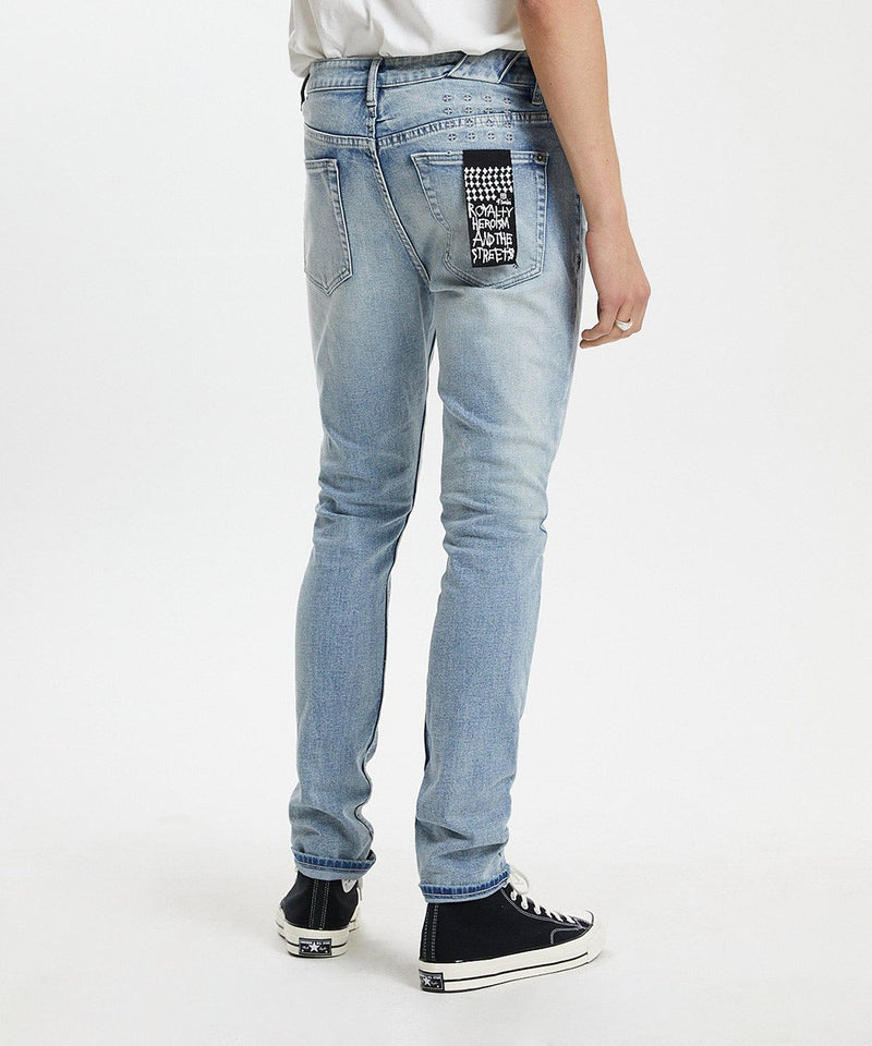 Blue Chitch Punk Jeans