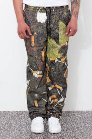 Multi Litter Beach Pant