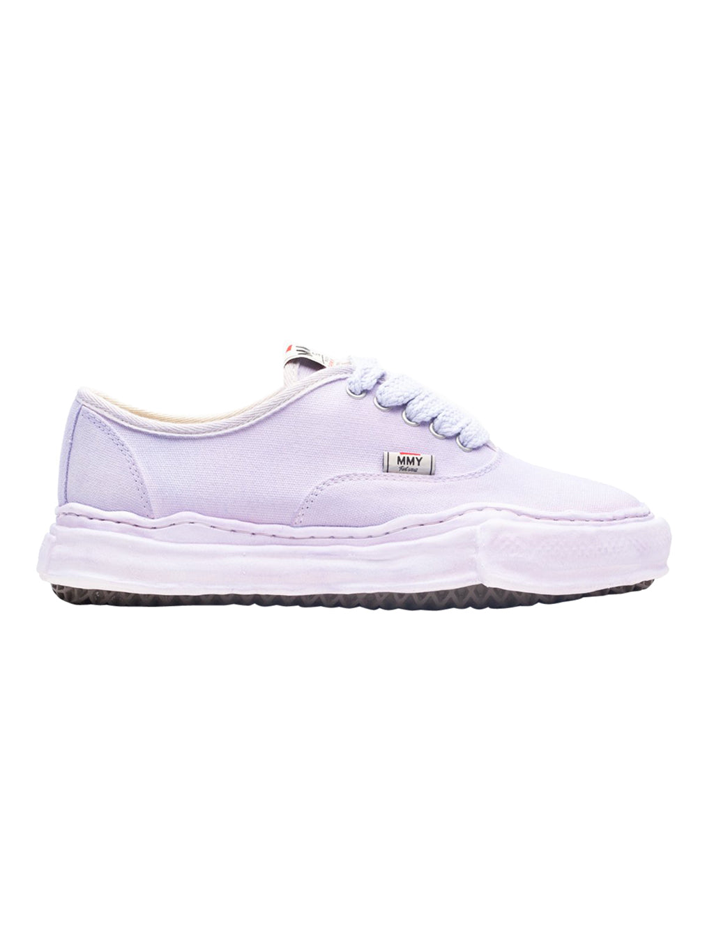 Purple Baker Canvas Shoes
