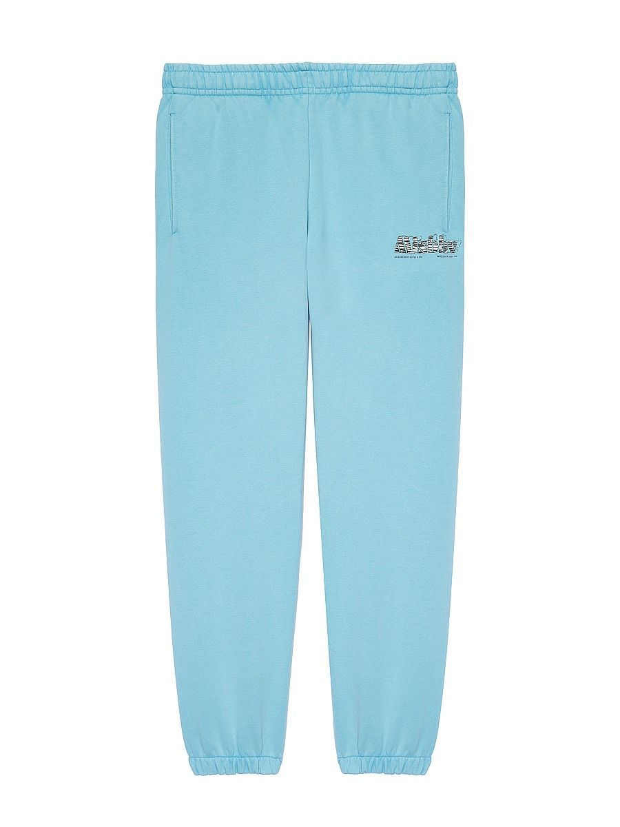 Turquoise The MBH Hotel Spa Sweatpants