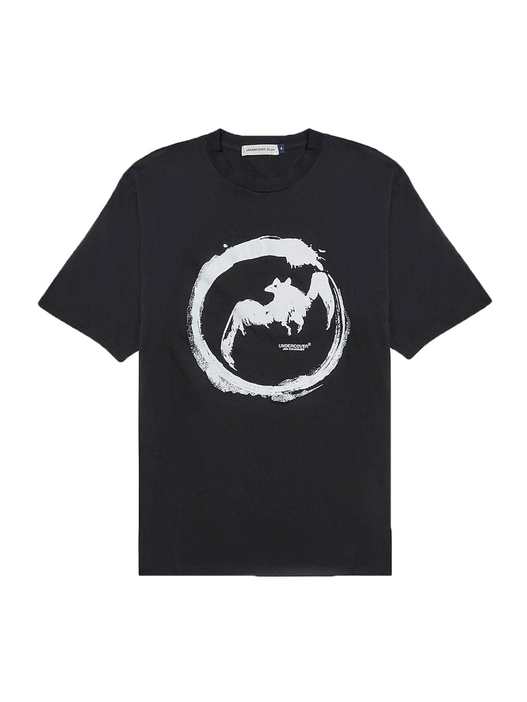 Black or White Bat Paint T-Shirt