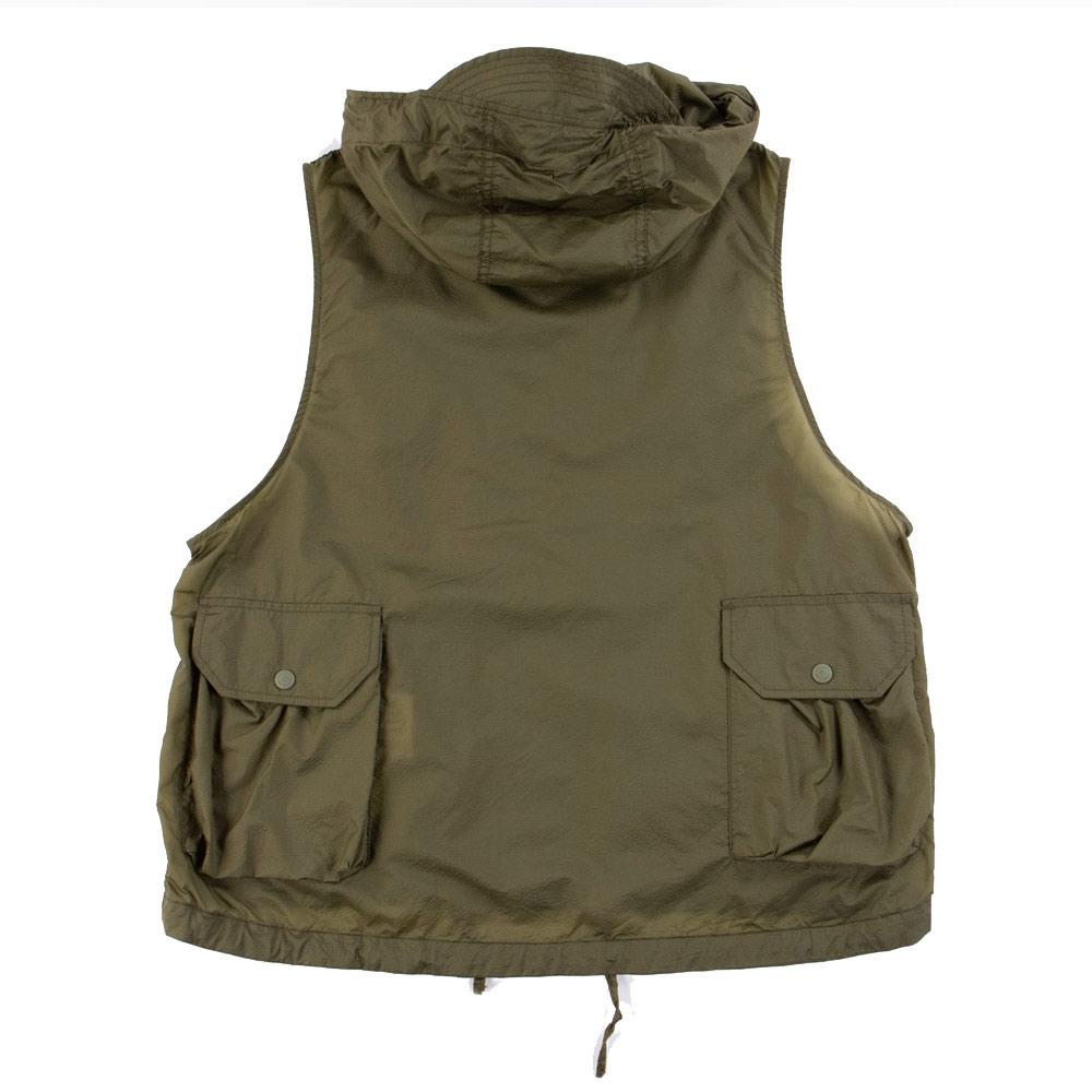 Green Ripstop Field Vest