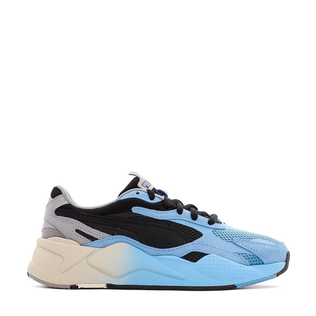 Black & Blue RS-X³ Move Sneakers