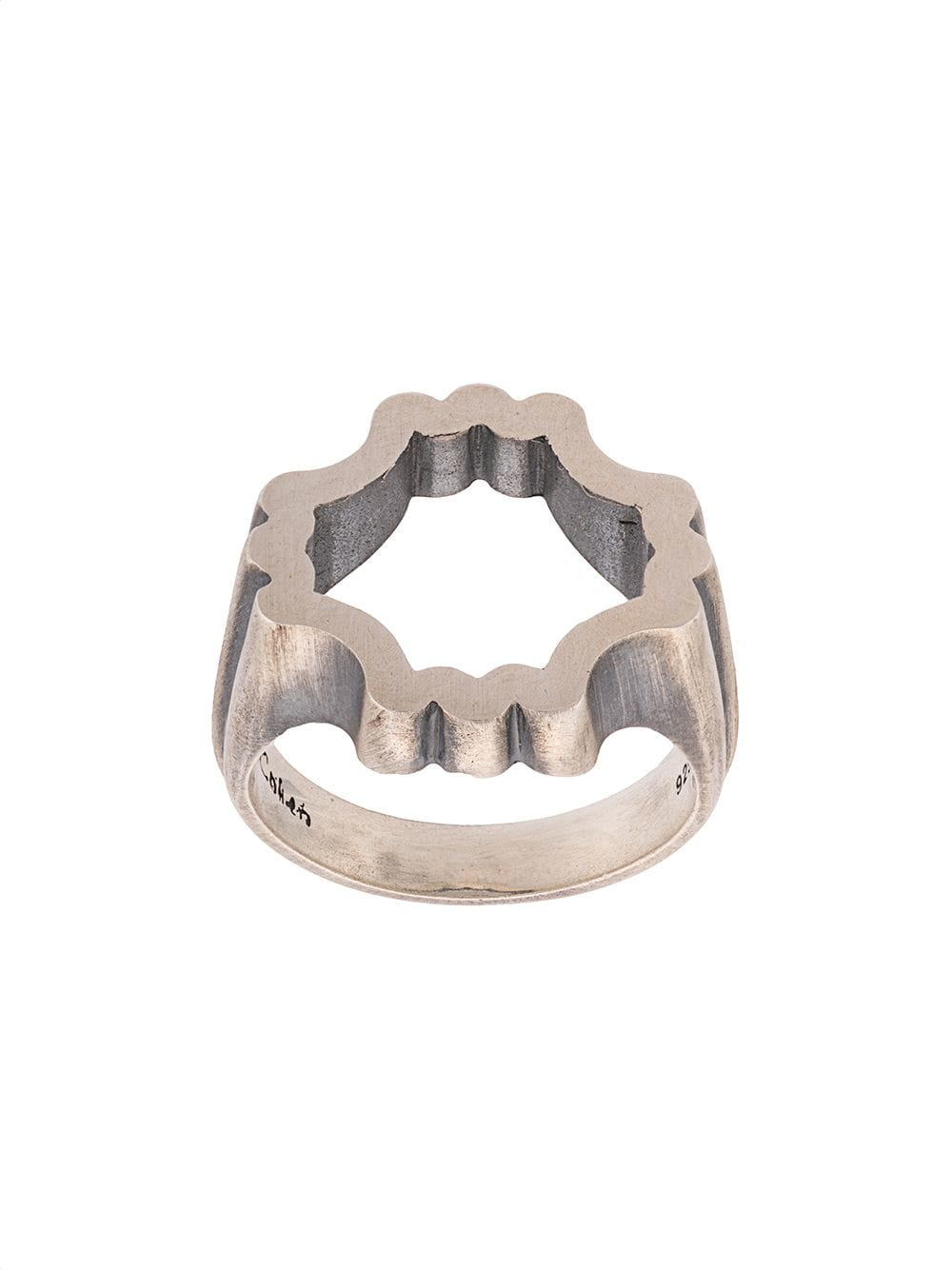 Silver The Paragon Ring