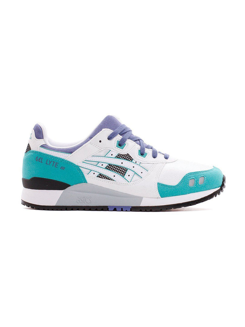 White & Blue Tiger Men Gel-Lyte III OG Sneakers