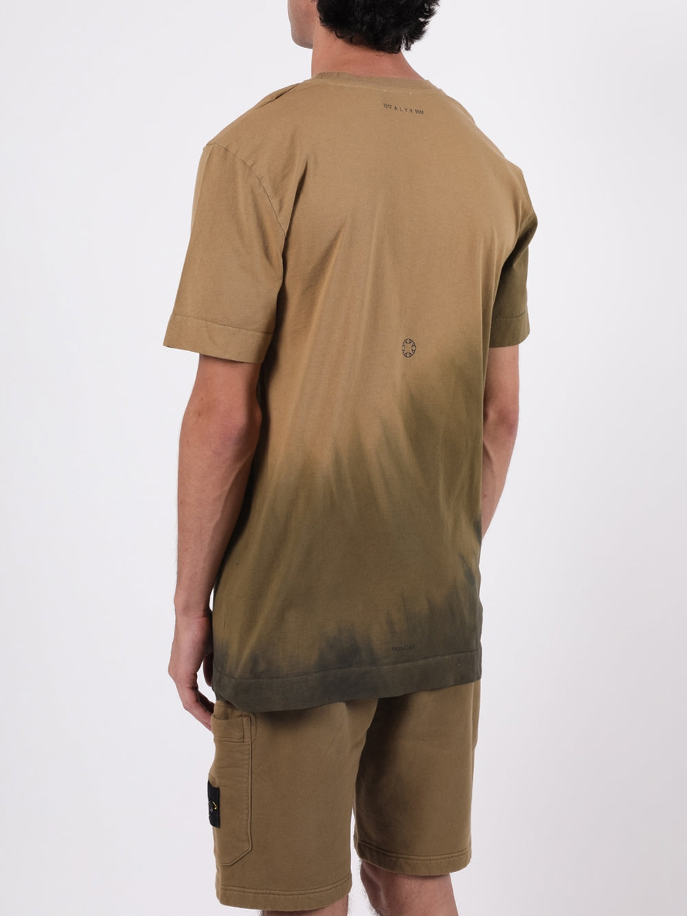 Brown Dyed T-Shirt