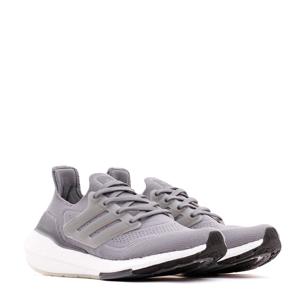 Grey Ultraboost 21 Running Shoes