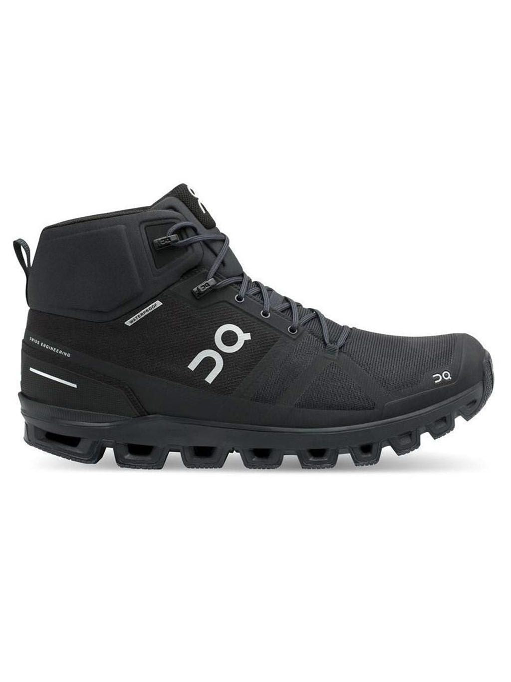 Black Cloudrock Waterproof Shoes