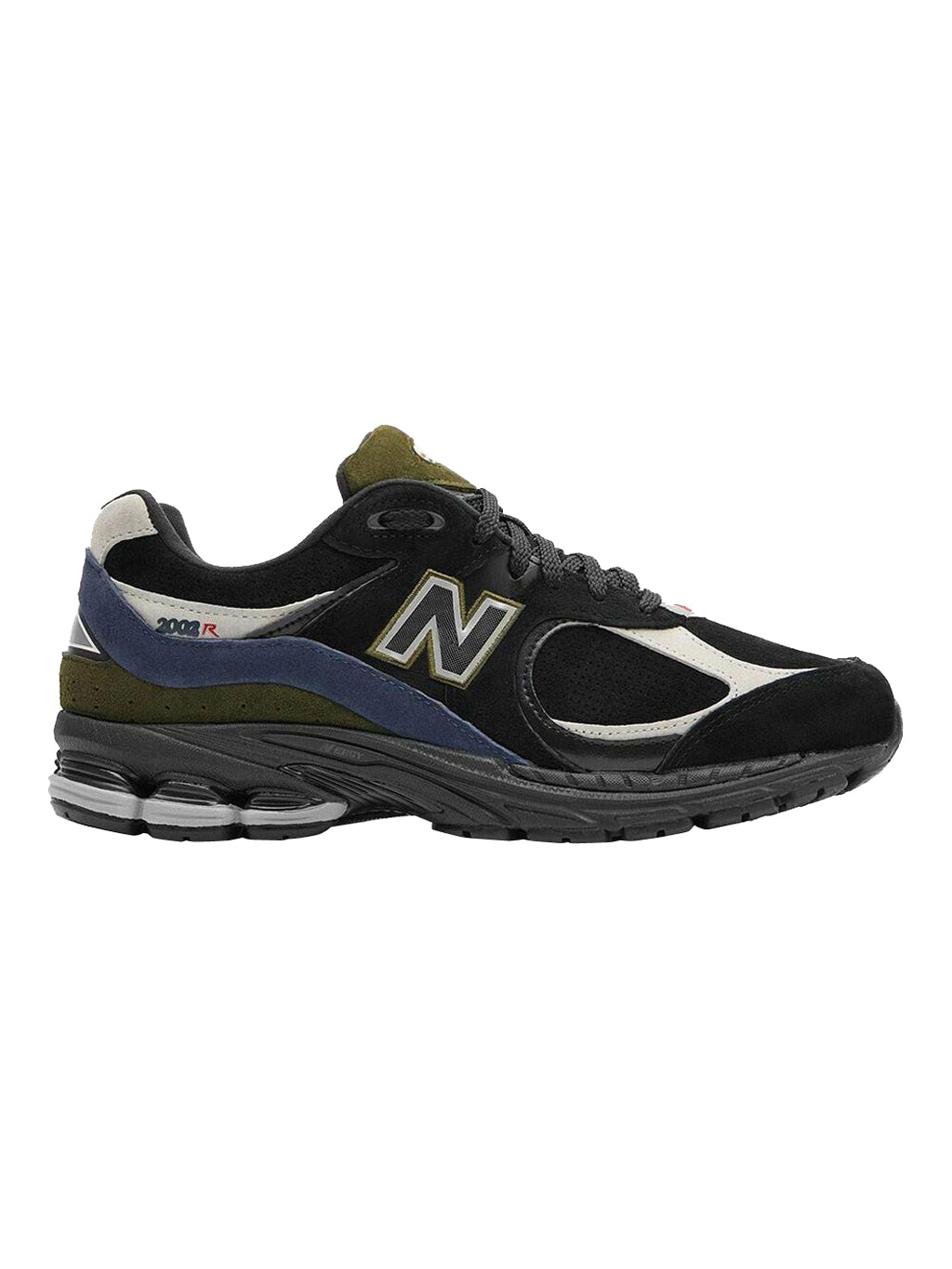 Black 2002R Running Shoes
