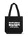 Black Tote Bag thumbnail 1