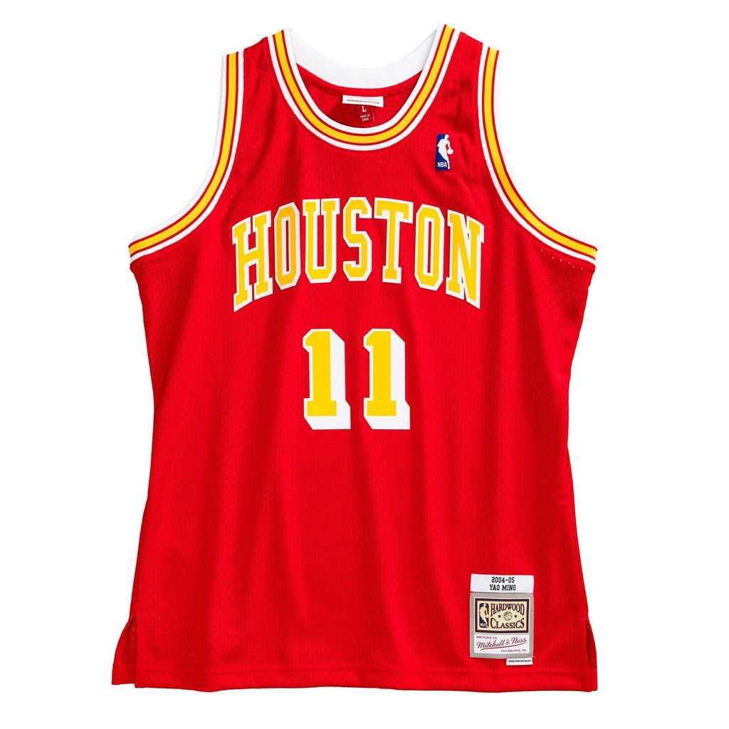 Scarlet Houston Rockets Swingman Jersey