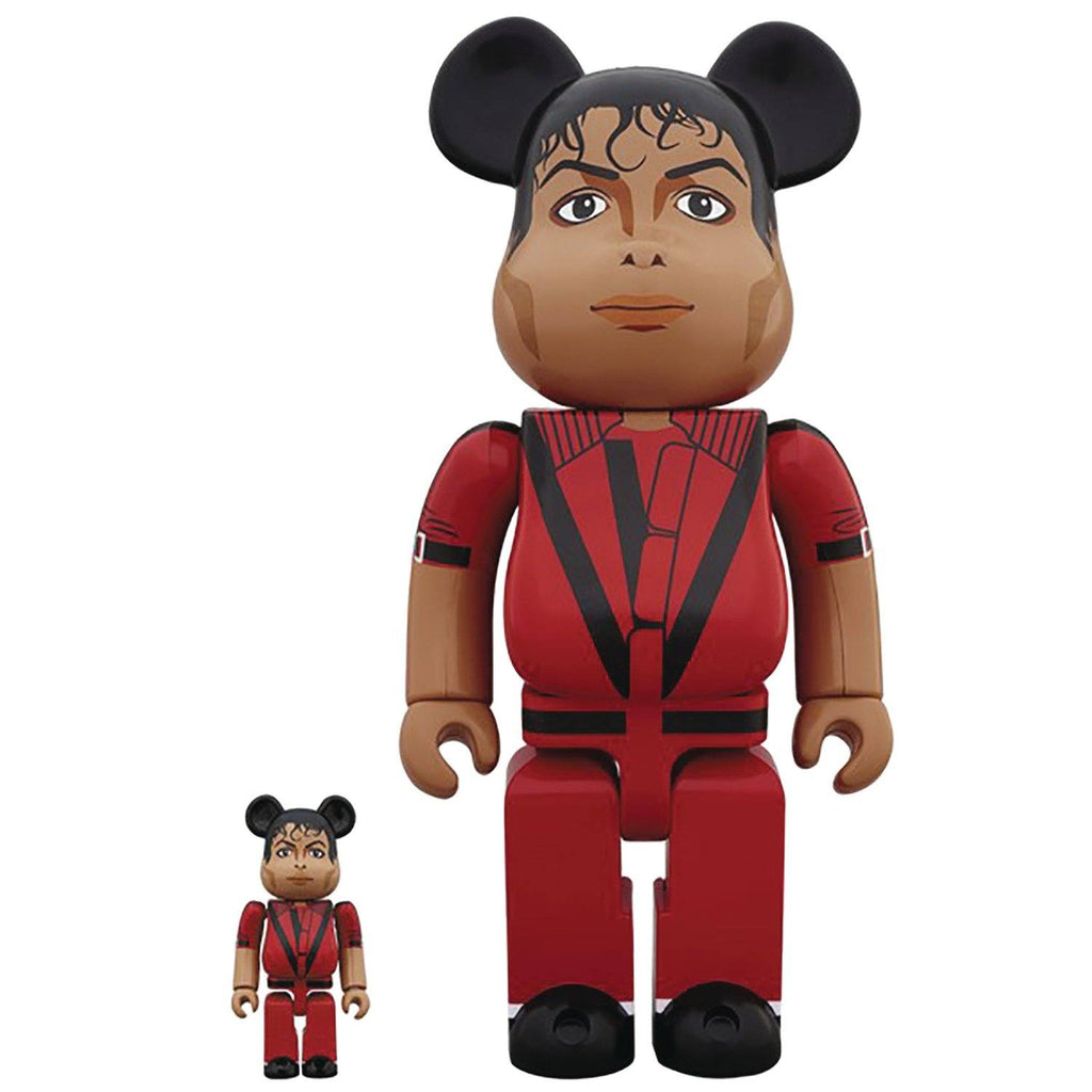 Red Japan Michael Jackson Toy