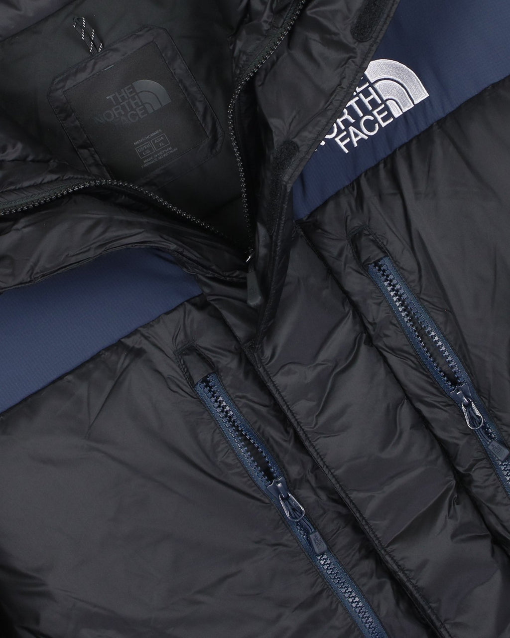 Black KK Baltoro Down Jacket