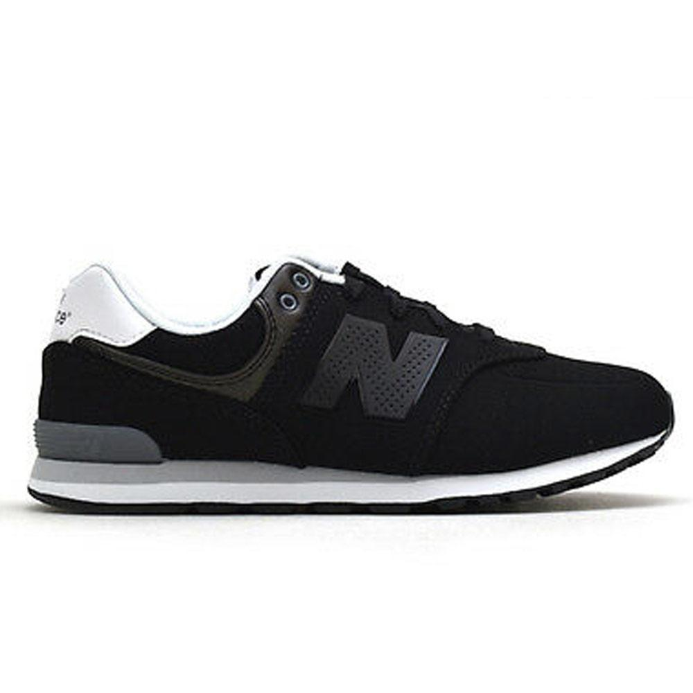 Black 574 D Running Shoes