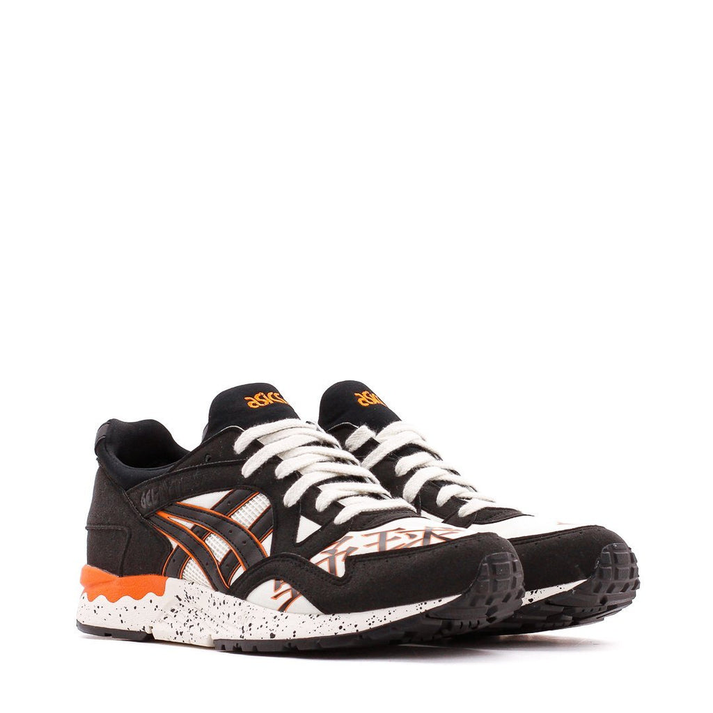 Cream & Black Gel-Lyte V Sneakers