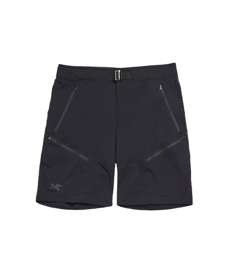 Black Palisade Shorts