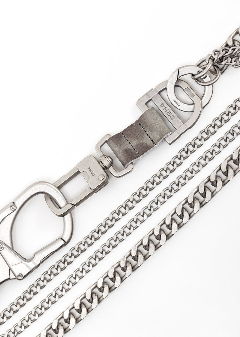 Silver Multi Combined Chain