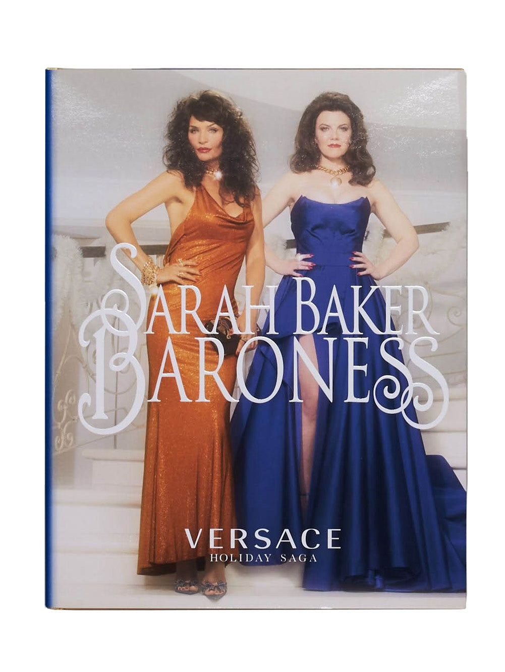 Baroness by Sarah Baker Book