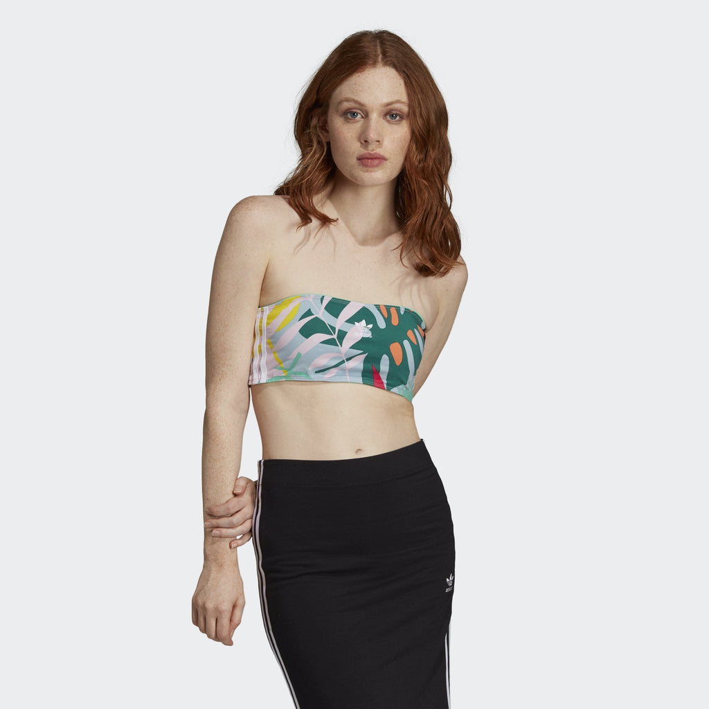 Multi Tropicalage Bandeau Top