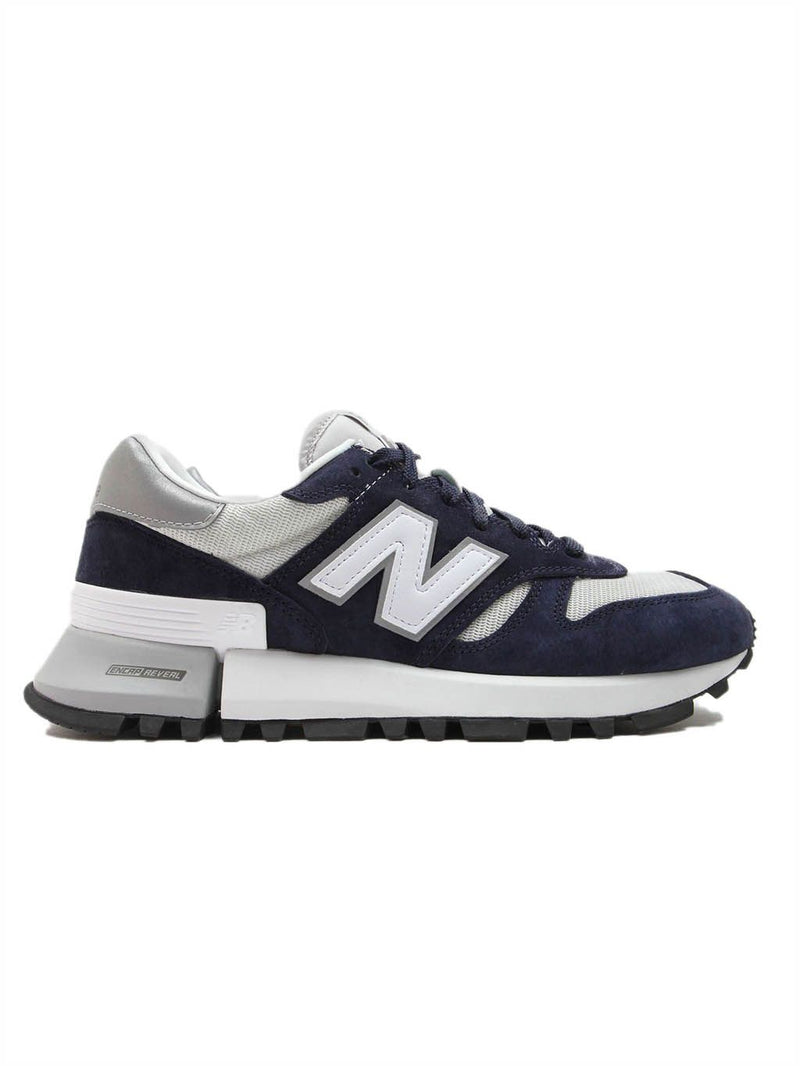 Navy & Grey MS1300TC Sneakers