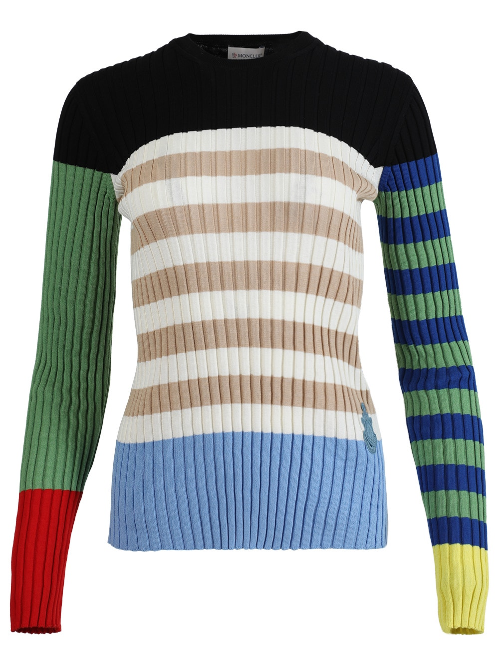 Multicolor X JW Anderson Striped Knit Top