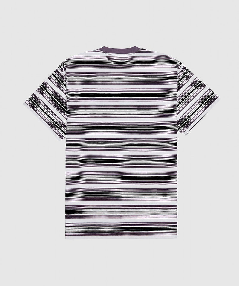 Purple & White Otis T-shirt